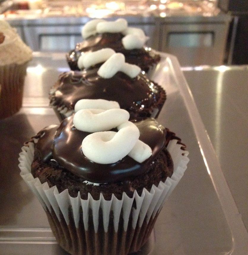 hoho cupcake
